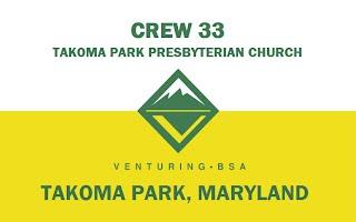 Crew 33 Flag